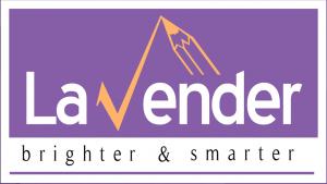 Logo Bimbel Lavender