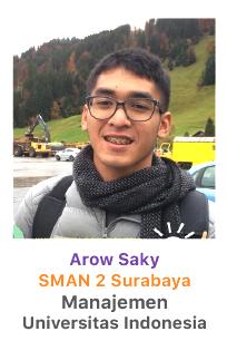 arow saky
