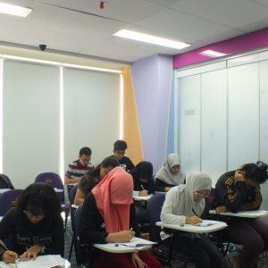 pembelajaran bimbel sbmptn alumni lavender